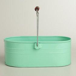 Mint Housekeeping Utility Bucket -