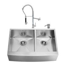 Farmhouse Sink Depth : Kitchen Sink 7 Inch Depth Kitchen Sinks: Find Apron and Farmhouse Sink ...