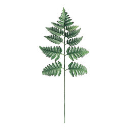 Silk Plants Direct - Silk Plants Direct Leather Fern (Pack of 12) - Pack of 12. Silk Plants Direct specializes in manufacturing, design and supply of the most life-like, premium quality artificial plants, trees, flowers, arrangements, topiaries and containers for home, office and commercial use. Our Leather Fern includes the following: