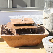 Outdoor Fountains And Ponds by Amy J. Greving - Art Studio LLC