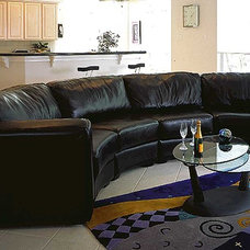 Contemporary Sectional Sofas by Urban Leather