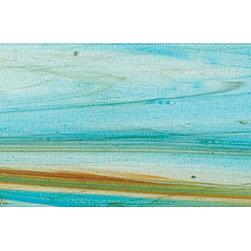 Hirsch glass tile. Raw Elegance Radiant 4x24 -