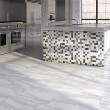 Modern Wall And Floor Tile by American Tile and Stone/Backsplashtogo