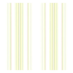 Brewster Home Fashions - Lenna Yellow Jasmine Stripe Wallpaper. - Invite the colors of Spring into your room with this soft pastel wall covering. Alternating pale pink, yellow and green stripes will bring cheer to your walls any time of year.