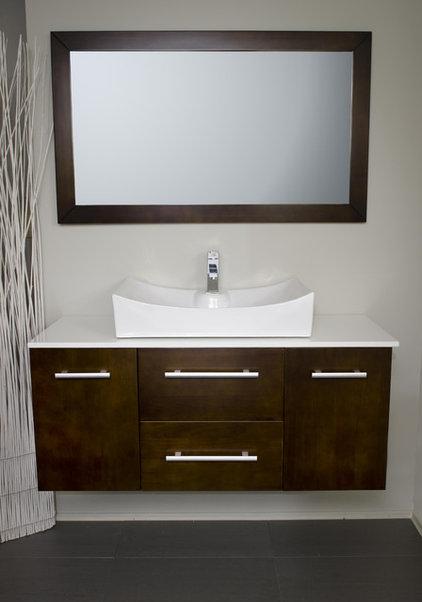 Modern Bathroom Vanities And Sink Consoles by modernbathrooms.ca
