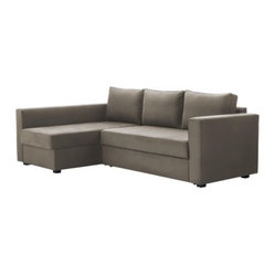 MÅNSTAD Corner Sofa-Bed with Storage