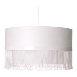 Moooi - Fringe 1 Pendant Light, White - Features: