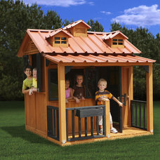 outdoor playsets by Wicker Patio Furniture and More