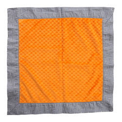 """Teyo's Tires - Binky Blanket - Binky blanket is also soft minky on both sides and trimmed in """"Sheet Metal"""" cotton print fabric.  Also available in sets!"""