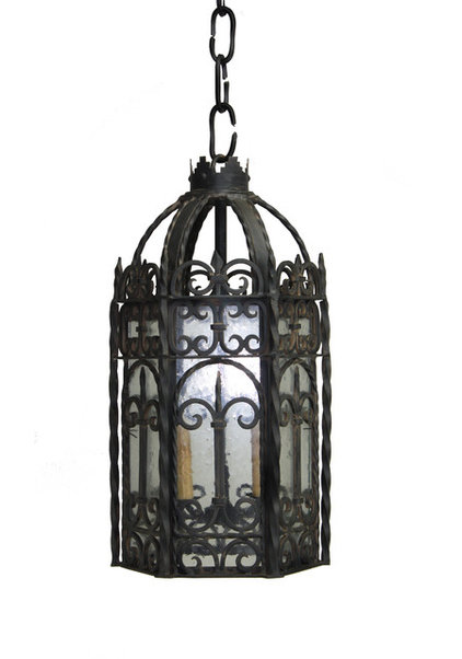 Mediterranean Pendant Lighting by Hacienda Lights and Iron