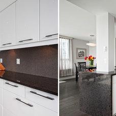 Modern Kitchen by Renocon Design