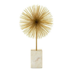 Starburst Transitional Statue on Stand (Pack of 2)