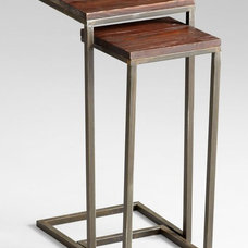 Eclectic Side Tables And End Tables by Pura Vida Home Decor