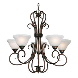 Homestead Ridge 5-Light Chandelier