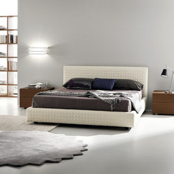 Infinity Bed by Rossetto -