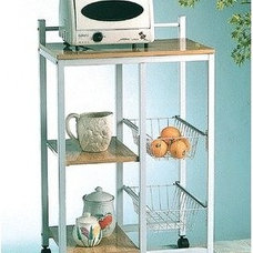 Contemporary Kitchen Islands And Kitchen Carts by Amazon