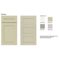 traditional kitchen cabinets by www6.homedepot.com