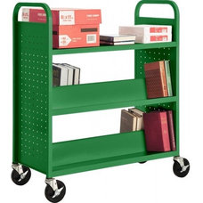 Contemporary Bookcases by Hertz Furniture Systems