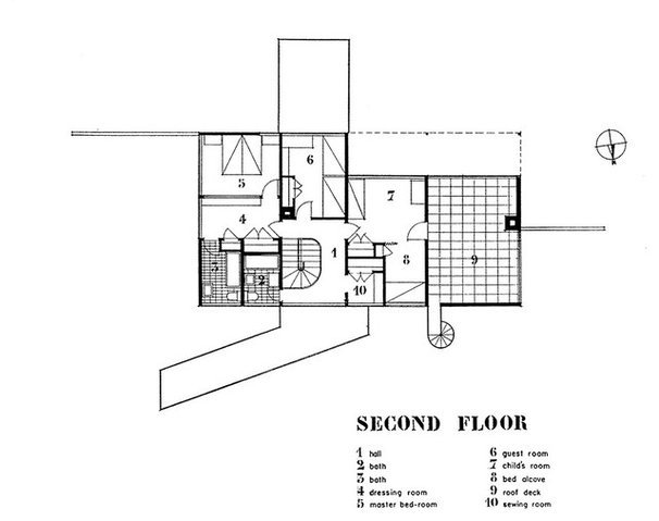 Floor Plan Must-Know Moderns
