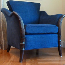 Traditional Armchairs And Accent Chairs by Agrell Architectural Carving