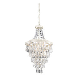 Sterling Industries - Clear Crystal Pendant Lamp - Clear Crystal Pendant Lamp by Sterling Industries