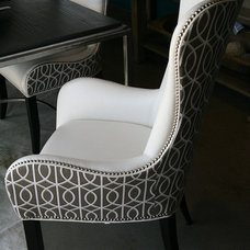 Modern Dining Chairs by Decorum Home + Design