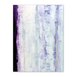 Large Abstract Painting, 'Mesmerized' by Victoria Kloch - Title: Mesmerized - original painting by SF Bay Area artist Victoria Kloch