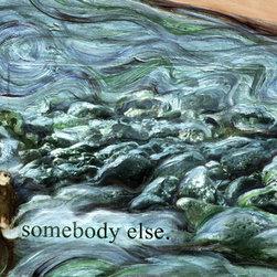 """Ketti Kupper - Reach """"Somebody Else"""", Print - """"Reach"""" (Detail 3, """"Somebody Else"""")"""