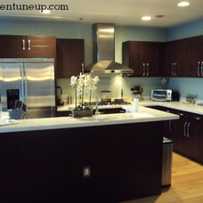 Contemporary Kitchen by Kitchen Tune-Up Official