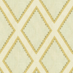 Kravet - Brookhaven - Brookhaven is just one of the gorgeous fabric patterns by Sarah Richardson for Kravet. This Lovely print comes in 5 wonderful color-ways.