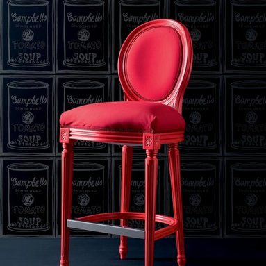 FIAMMETTA BARSTOOL Creazioni - Red FIAMMETTA BARSTOOL Creazioni. From £990. Ships worldwide. Email ilive@imagine-living.com
