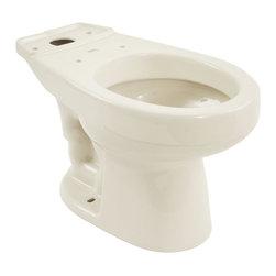 TOTO - TOTO Carusoe Round Bowl, Colonial White (C7151#1) - TOTO Carusoe Round Bowl, Colonial White (C7151#1)