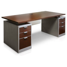 Traditional Desks And Hutches by Thrive Home Furnishings