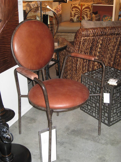 Palacek: Leather Chair