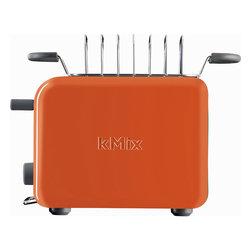DeLonghi - Kmix 2 Slice Toaster - Features:
