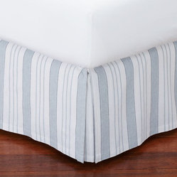 Everdell Stripe Bed Skirt
