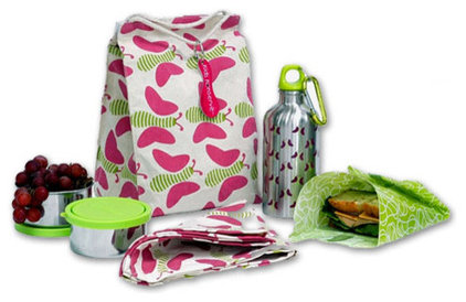modern food containers and storage by Lunchboxes