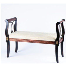 Traditional Dining Benches by Kirkland's