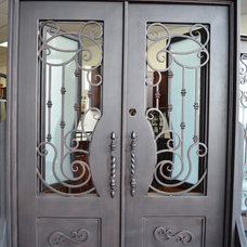 Mediterranean Front Doors by Home Redesign Center Inc.