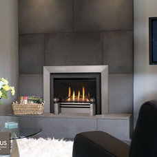 Modern Fireplace Accessories by valorfireplaces.com