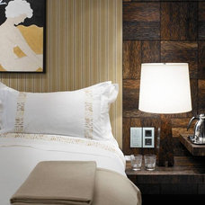 Modern Bedroom by David Churchill - Architectural  Photographer