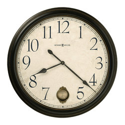 "Howard Miller - Howard Miller Falls 36"" Gallery Wall Clock 