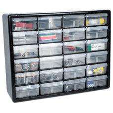 traditional storage boxes by Organize