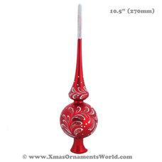 Traditional Christmas Ornaments by XmasOrnamentsWorld