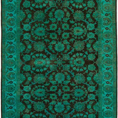 eclectic rugs by ABC Carpet