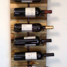 Contemporary Wine Racks by Etsy
