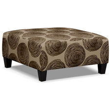 Modern Ottomans And Cubes by Furniture.com