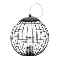 Gardman USA - Cage Seed Feeder - Squirrel Proof Cage Seed Feeder