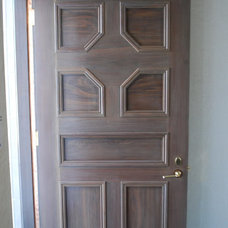 Front Doors by Ash woodworking