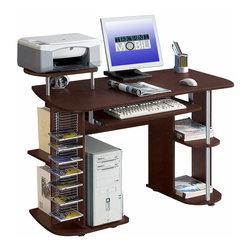 Techni Mobili Techni Mobili Multifunction Computer Desk